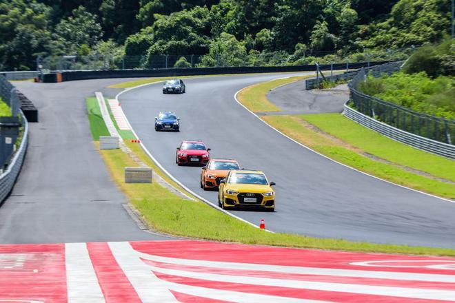 跻身3秒聚乐部 赛道体验奥迪RS 4 Avant