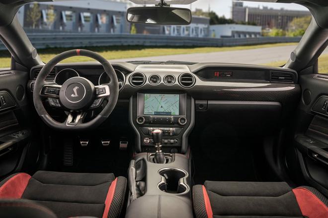 新款福特野马Shelby GT350R官图发布