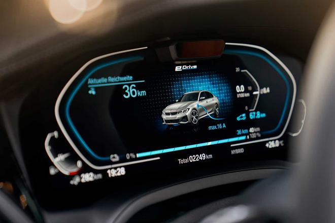 紧随轿车步伐 宝马330e旅行版2020年发布