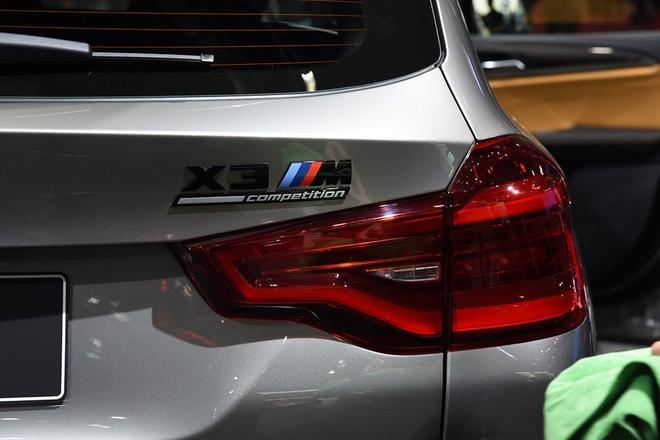 宝马X3 M/X4 M领衔多款新车上市 售价83.99万起
