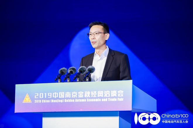 博世底盘控制系统中国区总裁 陈黎明