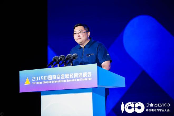 蔚来产业发展副总裁 张洋