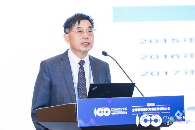 台湾电子连接产业协会秘书长 彭永权