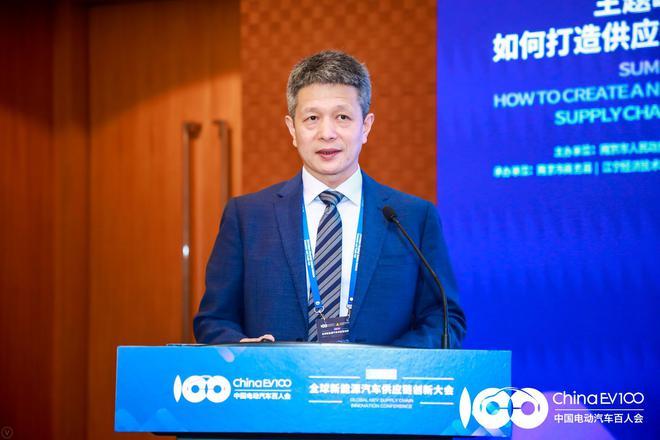 中国质量认证中心副主任 宋向东