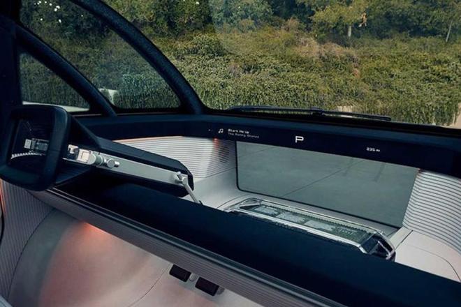 国外也有造车新势力 Canoo EV官图发布