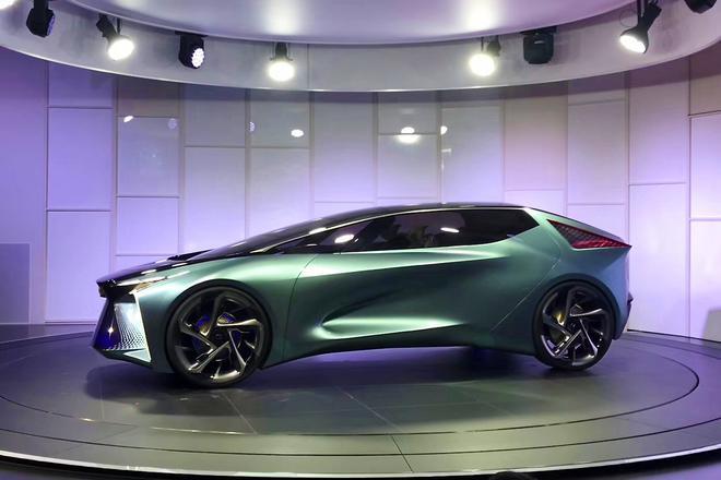 2019东京车展:雷克萨斯LF-30概念车