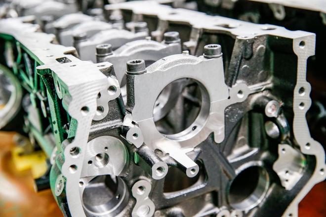 GW4C20B 2.0T汽油机气缸体