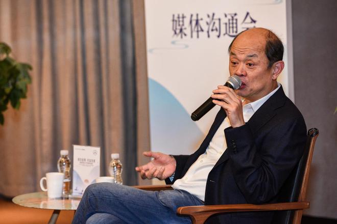 福建奔驰党委书记、执行副总裁 符磊