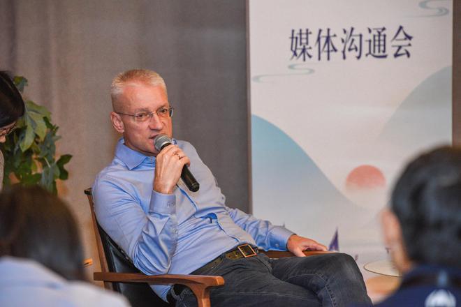 福建奔驰汽车有限公司总裁兼首席执行官郭鹏凯