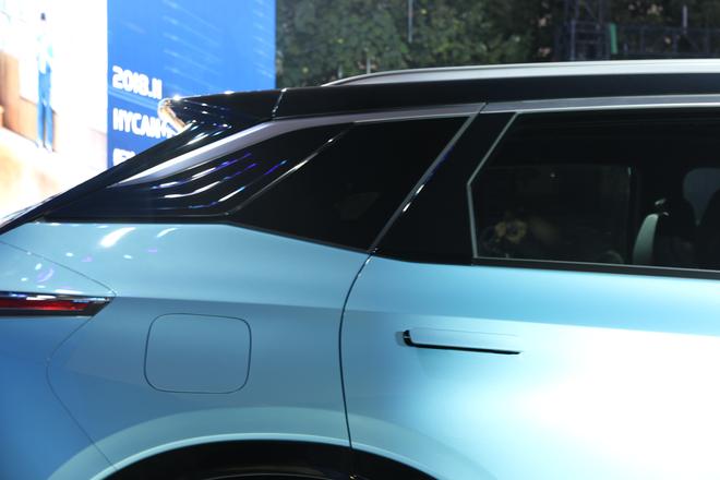 HYCAN 007正式亮相 预售价格26-40万元
