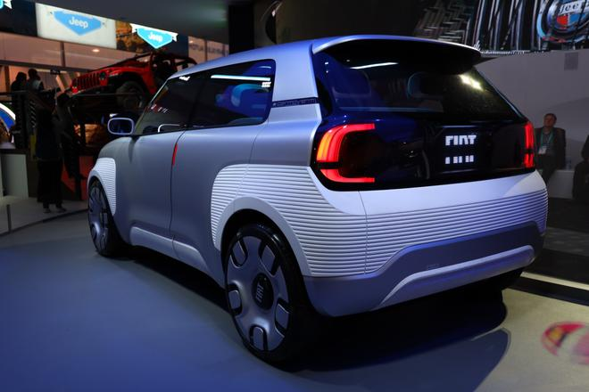 2020CES:菲亚特Centoventi概念车亮相