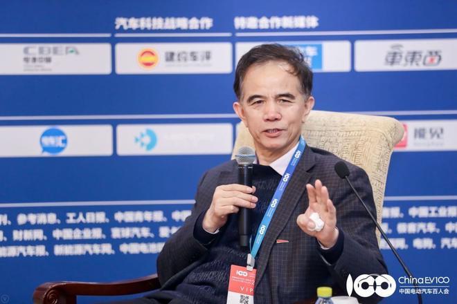 孙逢春:车电分离是提升电动汽车销量最好的运营模式