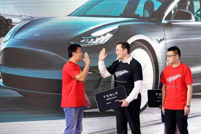 特斯拉将在中国建设计中心 已开始招募人才