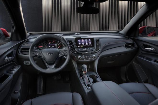 2021款雪佛兰Equinox发布 预计今秋上市
