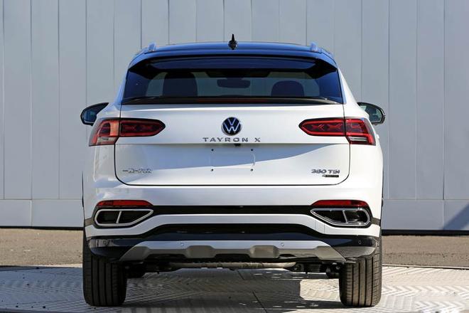 或命名探岳X 一汽-大众SUV Coupe申报信息曝光