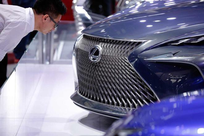 雷克萨斯在中国销量大幅下滑 丰田计划将两家工厂产量削减6%