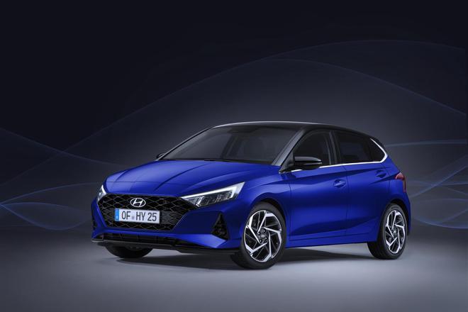 进一步改善燃油经济性 现代推出i20新能源版车型