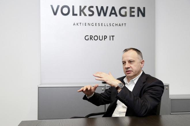 人事|大众汽车集团首席信息官Martin Hofmann将于4月1日离职