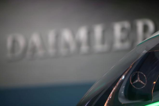 戴姆勒证实获得120亿欧元信贷额度