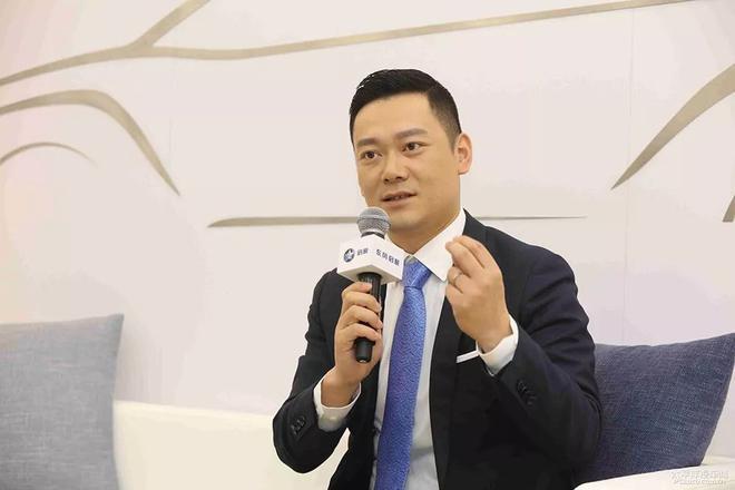 东风启辰 总经理 马磊