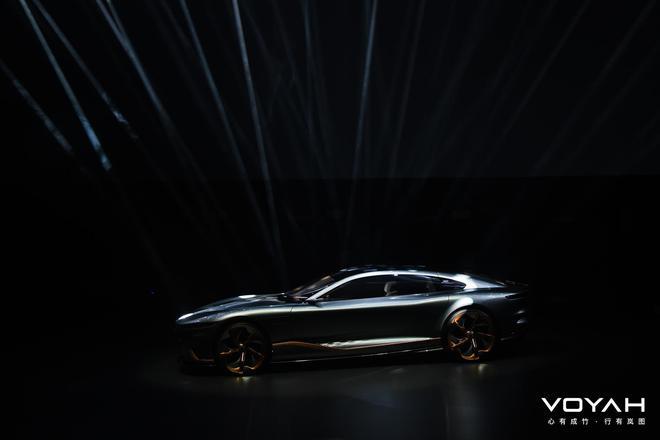 岚图首款概念车i-Land首发 2021年起每年至少投放一款车型