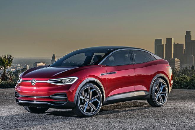大众开始在德国量产ID.4纯电动SUV 下月正式发布