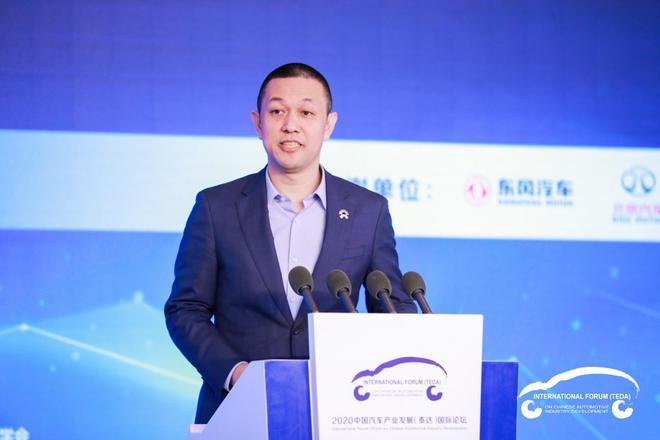 泰达|李斌:第二代换电站明年部署 1000个换电站将持续建立