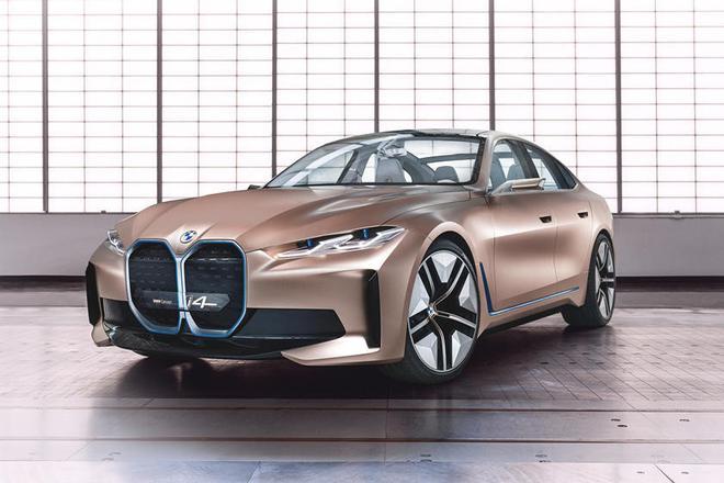 Model 3竞争对手即将下线 宝马已做好i4投产准备
