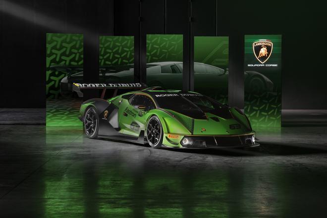 兰博基尼发布Essenza SCV12赛车计划