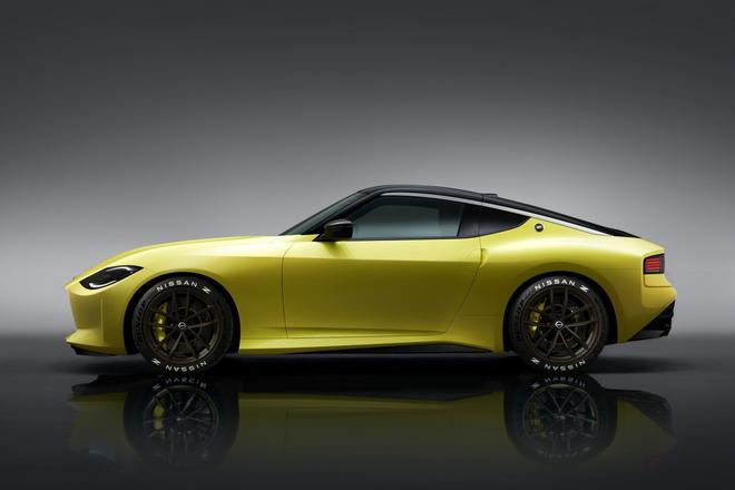 全新日产Z Proto首发 搭载双涡轮增压V6发动机+6MT动力