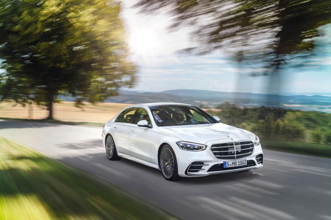 全新一代奔驰S级在德国推出5款车型 约合75.1万起售/年底交付