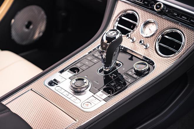 丰富车型阵容 宾利汽车推出全新欧陆GT Mulliner