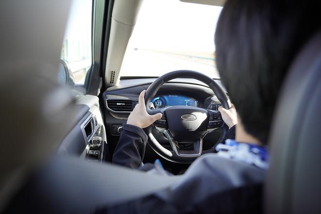 科技降低自驾穿越难度悉数 格尔木试驾长安福特探险者