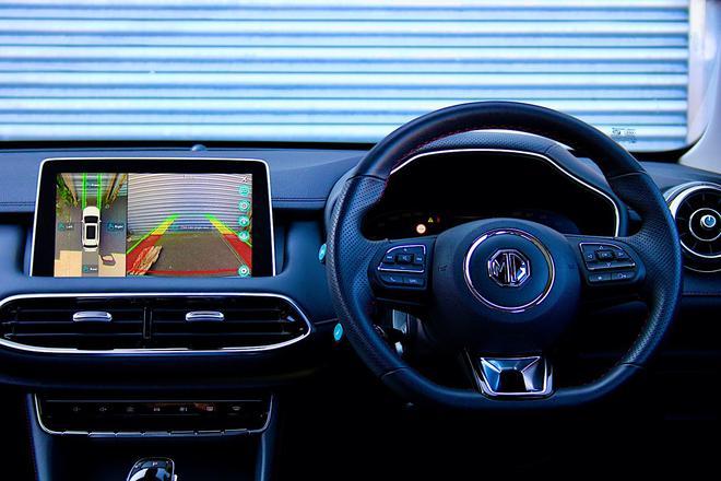 MG正式迈入电动化新时代 全新MG 5电动旅行版约21.1万起售