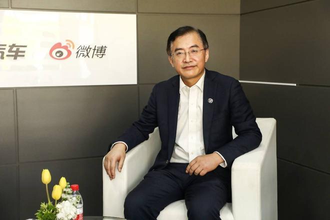 长安汽车执行副总裁刘波