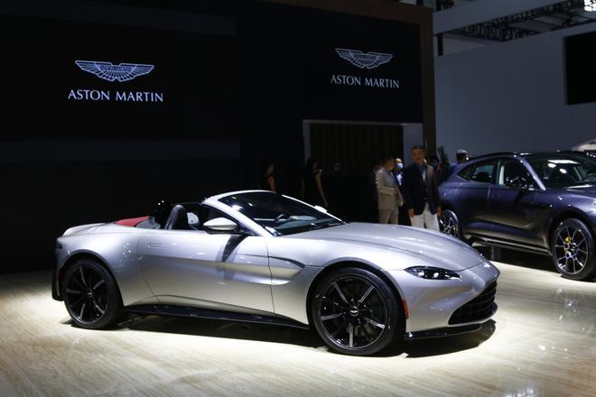 2020北京车展:阿斯顿·马丁Vantage Roadster敞篷版亮相