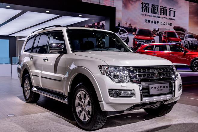 驾驭探索之趣 广汽三菱北京车展发布中期规划及品牌口号