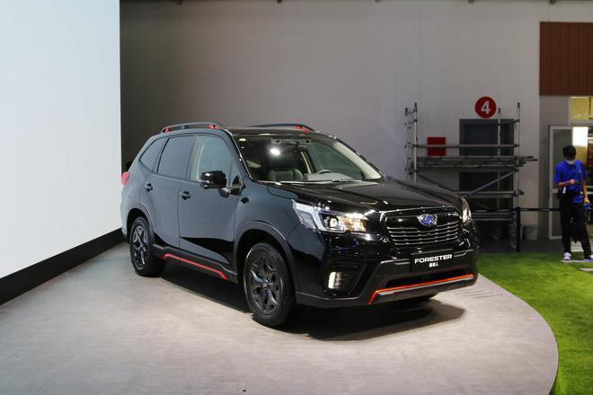2020北京车展:森林人运动版等 斯巴鲁全系车型登陆车展