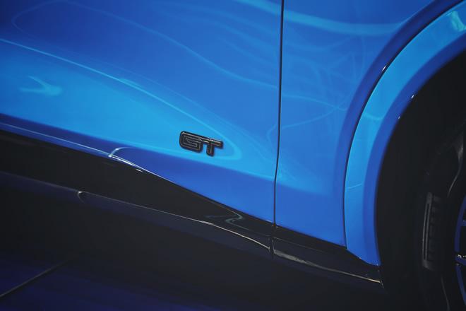 2020北京车展:福特旗下首款纯电动车 Mustang Mach-E正式亮相