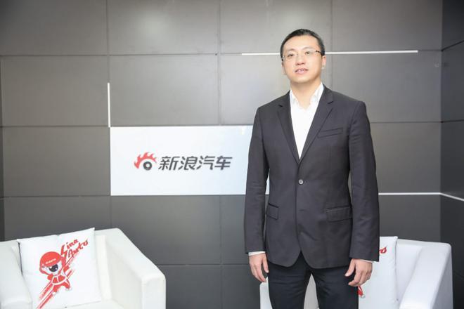 北汽营销公司党委副书记、常务副总经理 刘洋