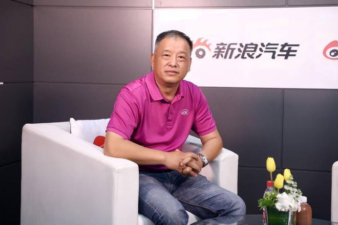 奇瑞雄狮科技总经理 邬学斌