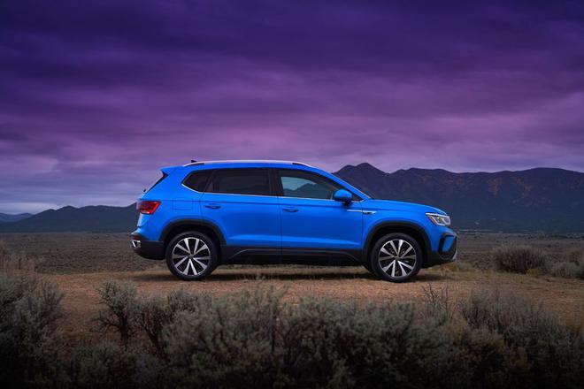 双车型策略 继途观之后大众在美紧凑跨界车市场推出小车型Taos