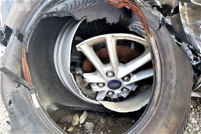 技术解析:胎压过低会导致严重翻车事故 特别是高车身SUV
