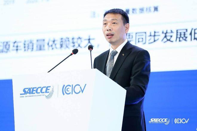 吴坚:发动机热效率45%是广汽挑战的目标
