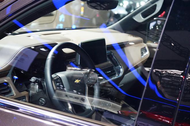 2020广州车展:雪佛兰多款进口车型亮相