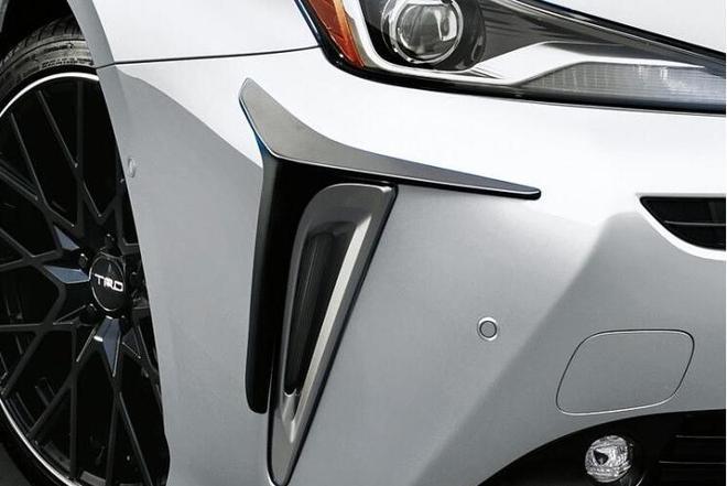 新款普锐斯将推TRD版车型 提供两种外观风格