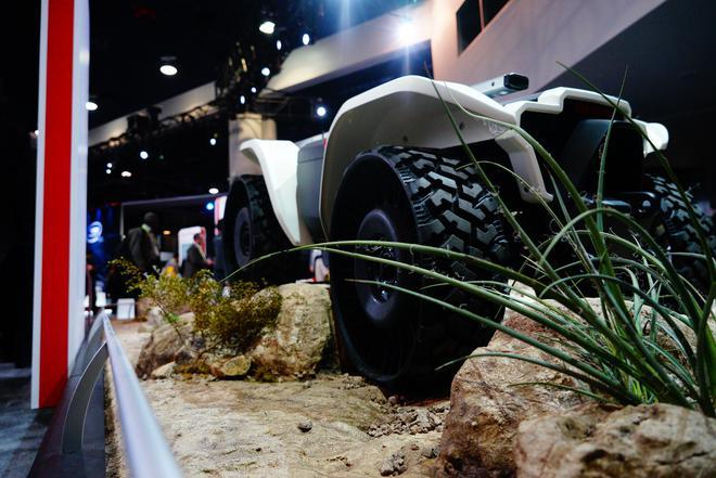 2019 CES:本田自动驾驶作业车正式发布