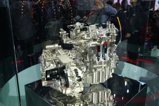 2019上海车展:海马8S正式亮相
