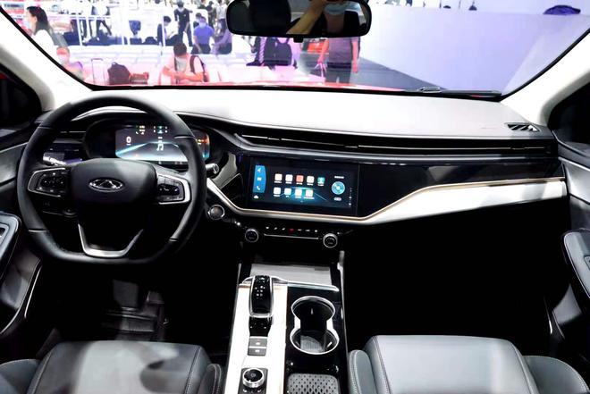 2020广州车展:艾瑞泽5 PLUS正式开启预售