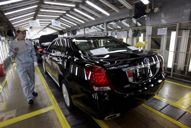 丰田在华工厂推迟到2月17日复工 本田2月14日